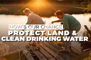 Georgia Outdoor Stewardship Amendment Ad Campaign Begins
